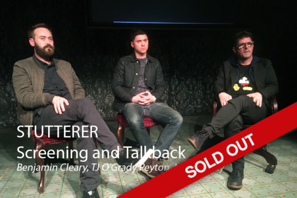 Sold Out Screening and Talkback